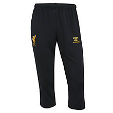 Training Knitted 3/4 Pant, Black