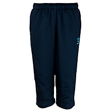 Skreamer Training 3/4 Tracksuit Pant, Blue with Blue & Orange