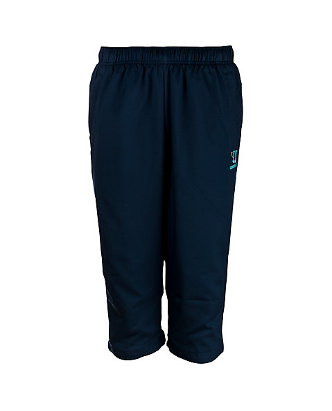 Skreamer Training 3/4 Tracksuit Pant, Insignia Blue with Blue Radiance & Bright Marigold