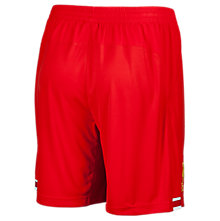 Liverpool Home Short 2013/14, Red with White & Yellow