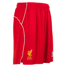 Liverpool Home Shorts 2014/15, Red
