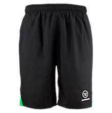 Superheat Training Woven Short, Black