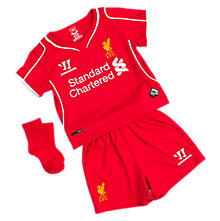 Liverpool Home Baby Set 2014/15, Red