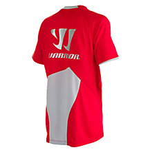 LFC Training Short Sleeve Youth Jersey, Red