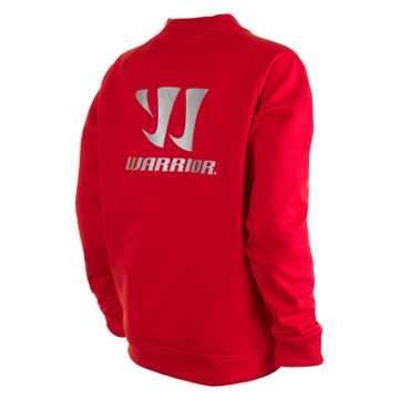 LFC Training Youth Sweatshirt, High Risk Red