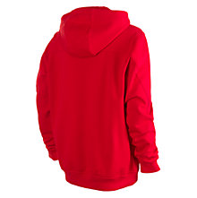 LFC Training Youth Hoodie, High Risk Red