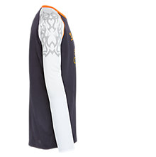 3rd Long Sleeve Jersey 2012/13,