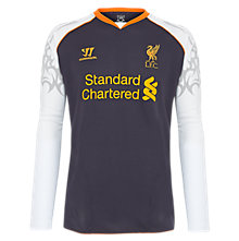 3rd Long Sleeve Jersey 2012/13,