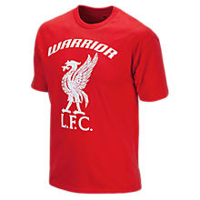 LFC Liver Bird Tee, High Risk Red
