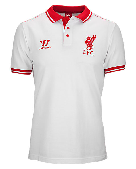 LFC Polo, White with High Risk Red