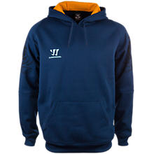 Skreamer Training Hoody O'head, Insignia Blue with Blue Radiance & Bright Marigold