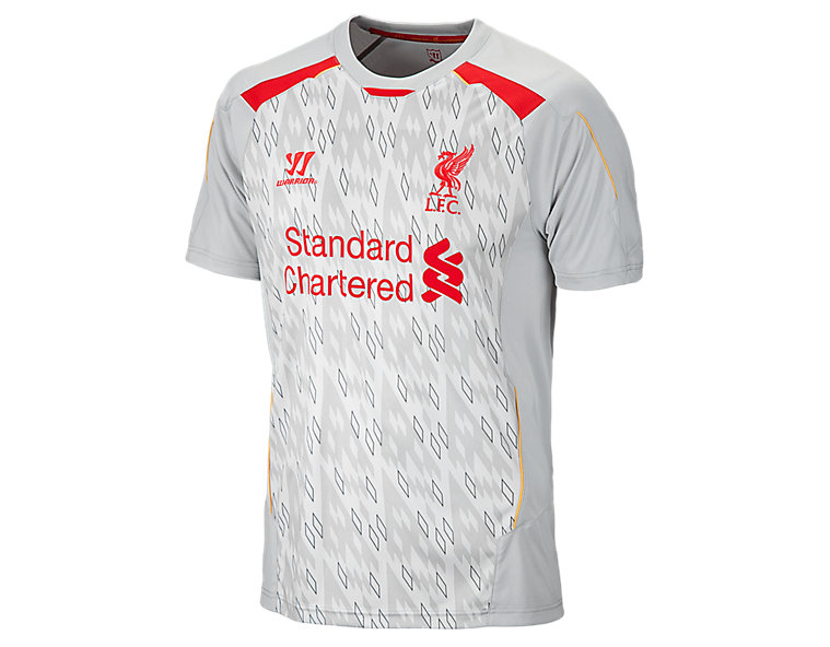 Liverpool Training Jersey 2013/14, Micro Chip with High Risk Red