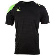 Training SS jersey, Black