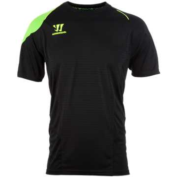 Training SS jersey, Black