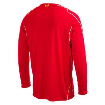 Liverpool Home Long Sleeve Jersey 2014/15, High Risk Red