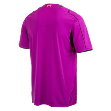Liverpool Home Goal Keeper S/S Jersey 2014/15, Purple