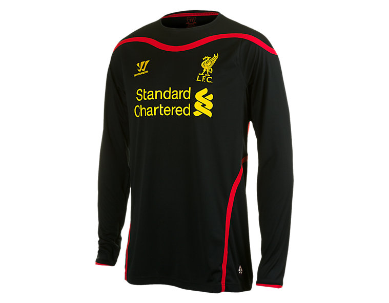 Liverpool Away Goal Keeper Jersey 2014/15, Black