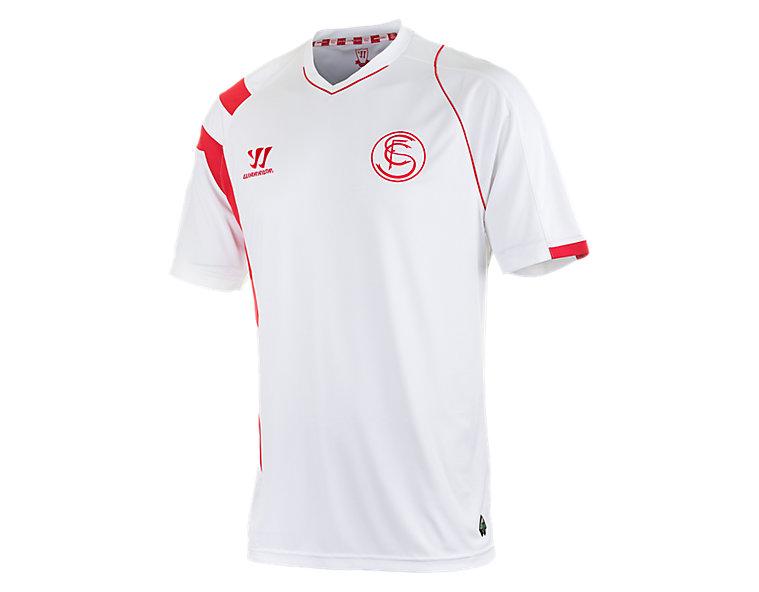 Sevilla Home Short Sleeve Jersey 2014/15, White