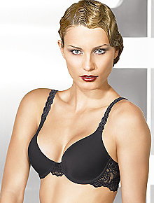 Wacoal Luxe A Rose is a Rose Underwire Bra 55362