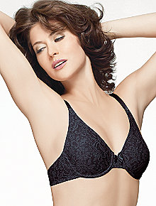 Halo Lace Seamless Underwire Bra 65149