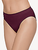 B-Smooth Seamless Hi-Cut Brief 834175
