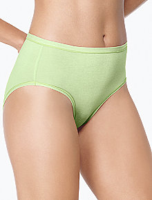 b-fitting Hi-Cut Brief 834241