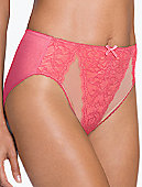 Retro Chic Hi-Cut Brief 841186