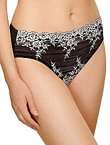 Embrace Lace Hi-Cut Brief