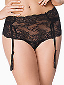 Seduction Garter Panty 849155