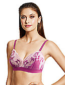 Lace Affair Wire Free Bra 852256