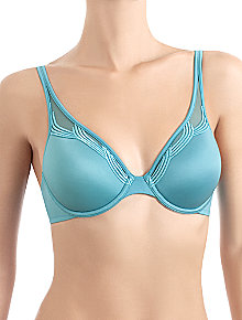 Pure Couture Memory Foam Underwire T-Shirt Bra 853188