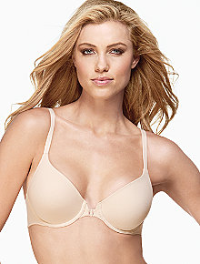 How Perfect Front Close Underwire T-Shirt  Bra 853189