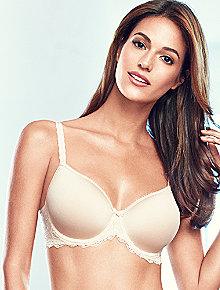 Seduction Spacer Underwire T-Shirt Bra 853255