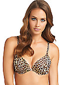 How Perfect Front Close Underwire T-Shirt Bra 853289