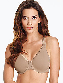 Casual Beauty Full Busted Seamless Underwire Bra 855247