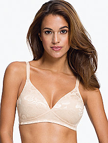 Awareness Non-Wire Contour Bra