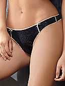 b.tempt'd Full Bloom Thong 942133
