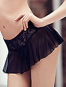 b.delight'd by b.tempt'd Skirted Thong 948192