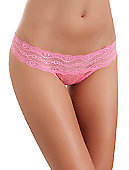 b.tempt'd Lace Kiss Thong 970182