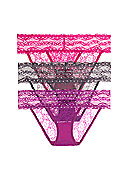b.tempt'd Lace Kiss Packaged Bikinis 970282