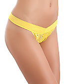 b.tempt'd Bel Fiore Thong 976113