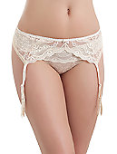 b.tempt'd Lace Kiss Garter Belt 977182