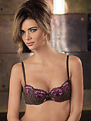 Dahlia Padded Balcony Bra WE103002
