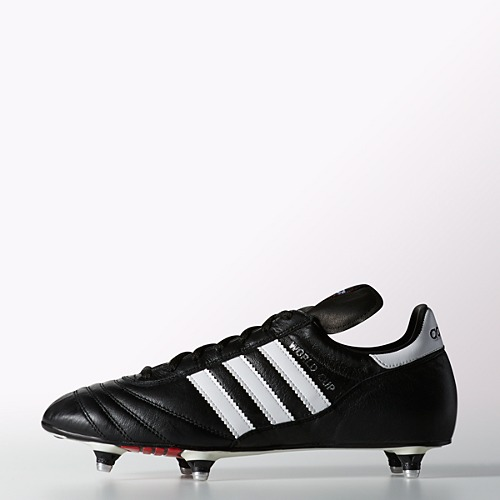 image: adidas World Cup Leather SG Cleats 011040