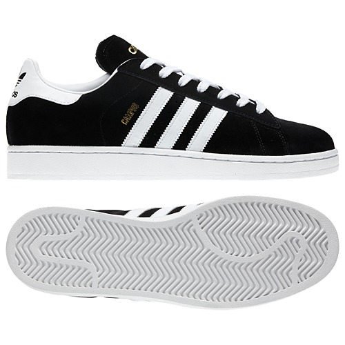image: adidas Campus 2 Suede Shoes 034894