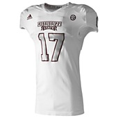 image: adidas Mississippi State Techfit Jersey C73666