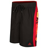 image: adidas Burning Palm Volley Swim Shorts D74697
