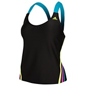 image: adidas Cross-Back Tankini Top D74705