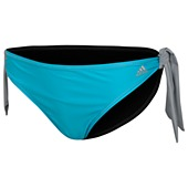 image: adidas Reversible Faux Tie Swim Bottoms D74722