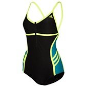 image: adidas Scuba One-Piece Swimsuit D74725